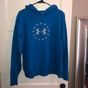 Under Armour Freedom Logo Hoodie